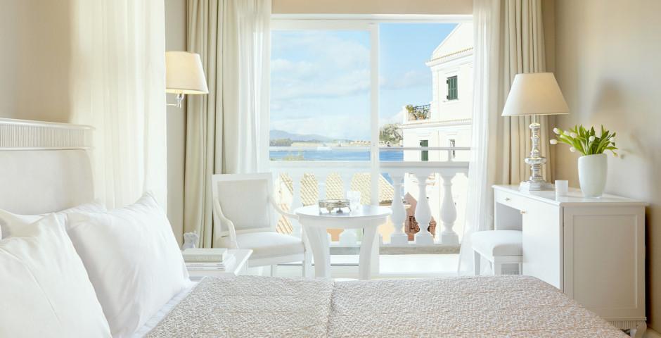 Doppelzimmer mit Meersicht - Mayor Mon Repos Palace – Art Hote