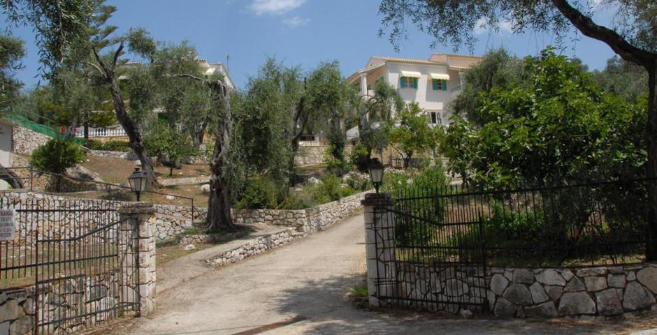 Villa Frangis Appartements