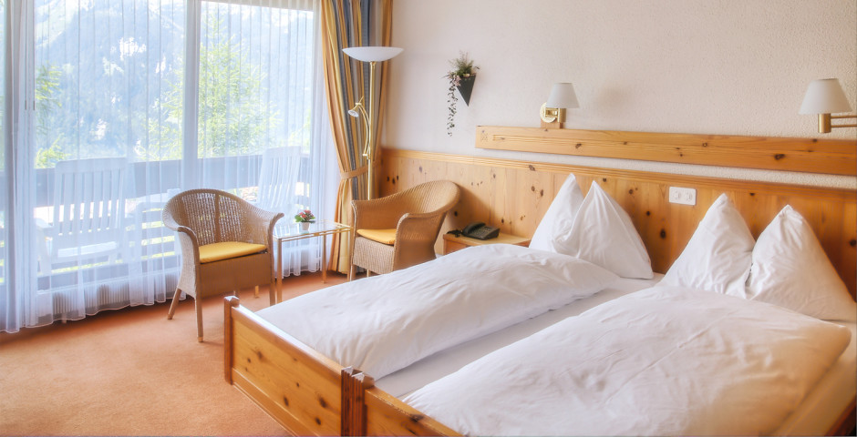 Doppelzimmer - Sunstar Hotel Wengen