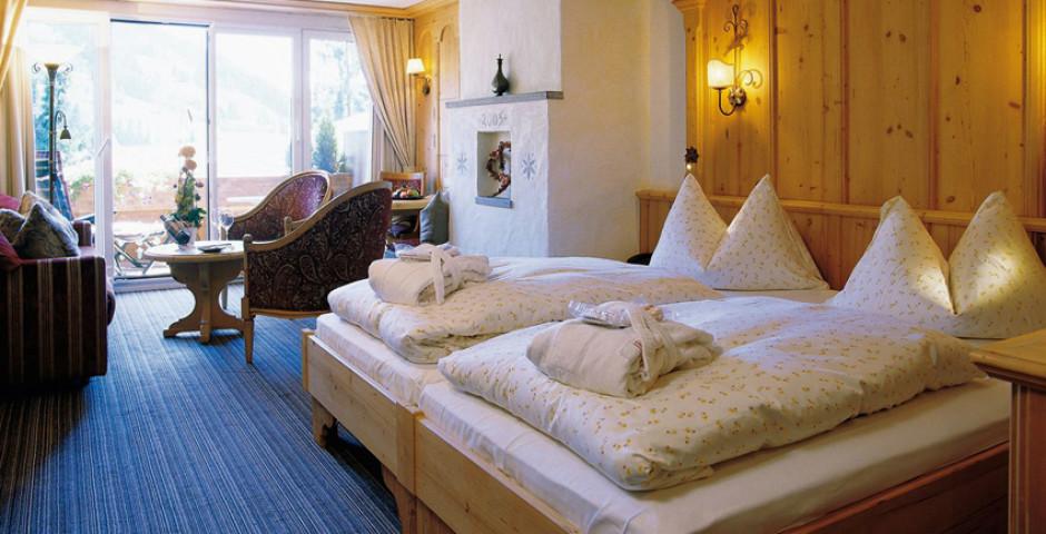 Doppelzimmer Ried - ERMITAGE Wellness- & Spa-Hotel