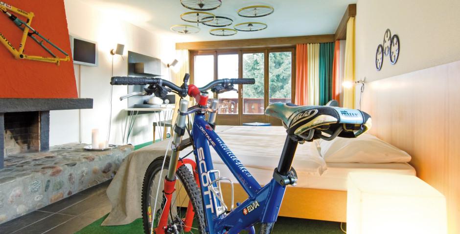Doppelzimmer - Alpine Lodge