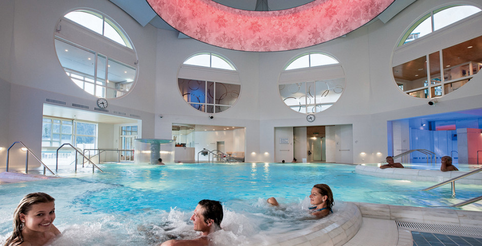 Bad Scuol - Romantik und Boutique-Hotel GuardaVal - Sommer inkl. Bergbahnen