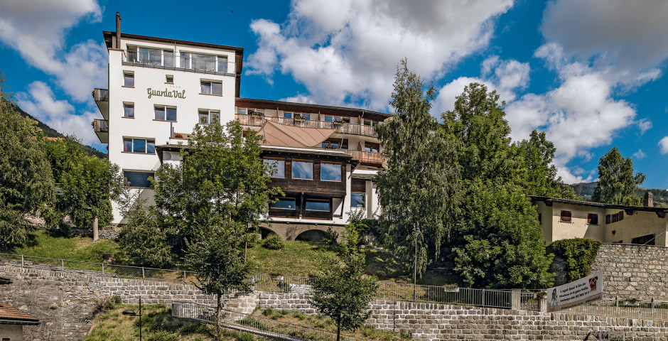 Romantik und Boutique-Hotel GuardaVal - Sommer inkl. Bergbahnen