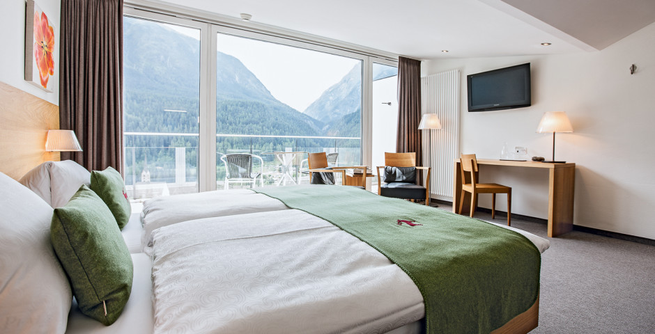 Junior Suite - Romantik und Boutique-Hotel GuardaVal - Sommer inkl. Bergbahnen