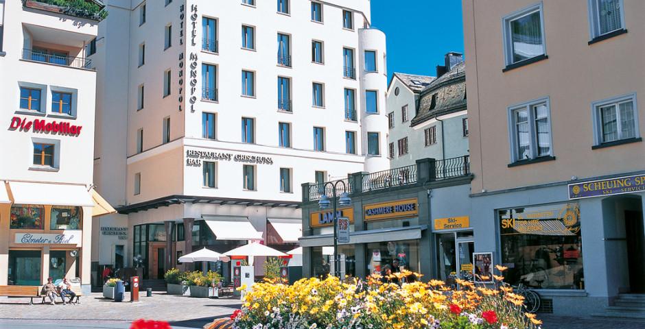 Art Boutique Hotel Monopol - Sommer inkl. Bergbahnen*