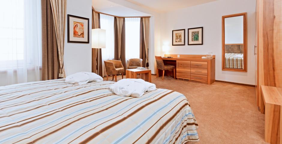 Doppelzimmer Deluxe - Art Boutique Hotel Monopol - Sommer inkl. Bergbahnen*