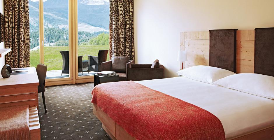 Doppelzimmer - Nira Alpina - Sommer inkl. Bergbahnen*