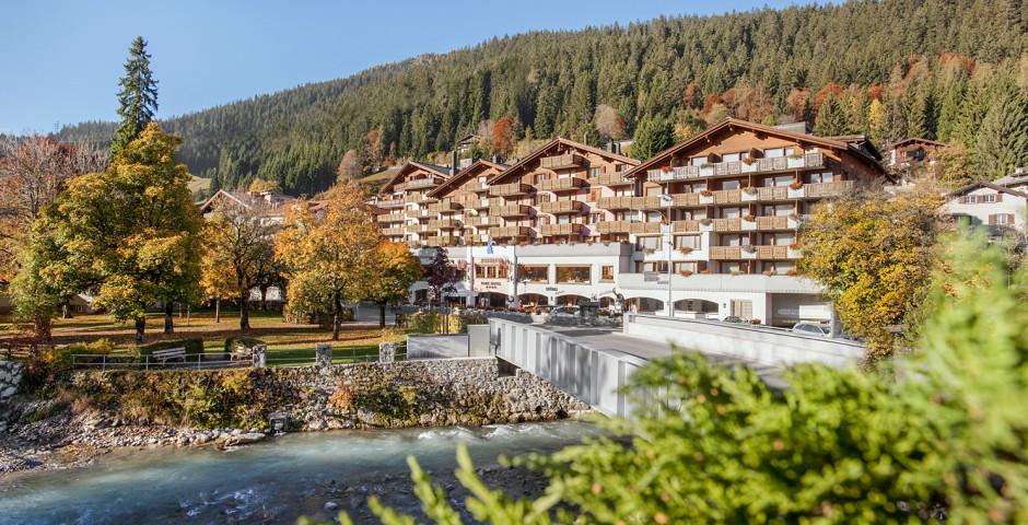 Silvretta Parkhotel - Sommer inkl. Bergbahnen*