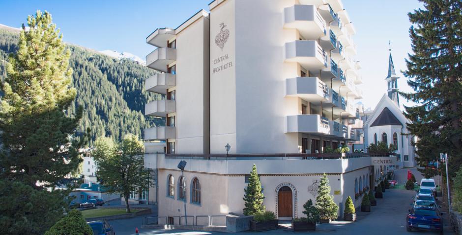 Central Sporthotel - Sommer inkl. Bergbahnen