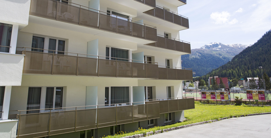 Central Appartements Davos - Sommer inkl. Bergbahnen