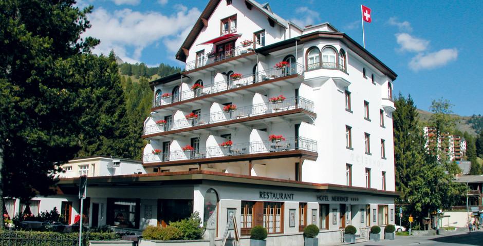 Hotel Meierhof - Sommer inkl. Bergbahnen*