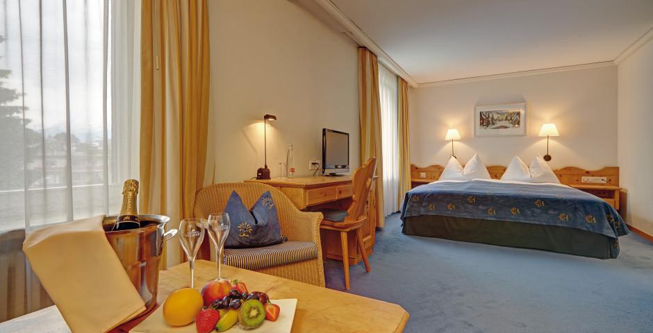 Doppelzimmer Comfort - Hotel Meierhof - Sommer inkl. Bergbahnen