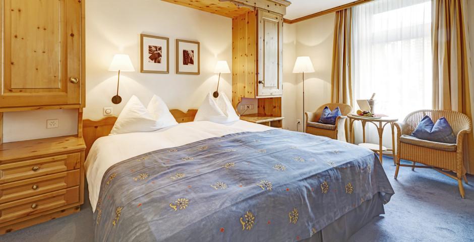 Doppelzimmer - Hotel Meierhof - Sommer inkl. Bergbahnen*