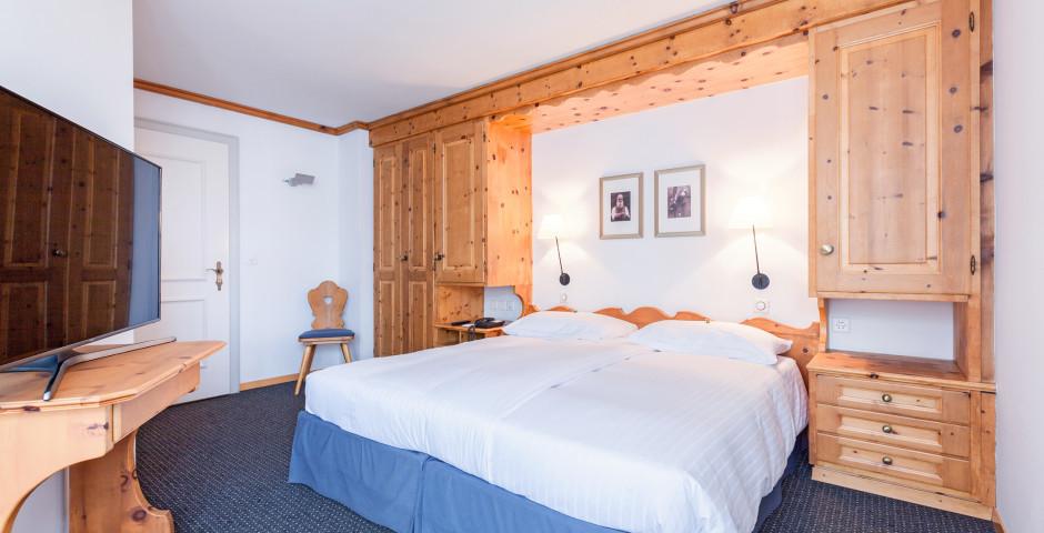 Doppelzimmer - Hotel Meierhof - Sommer inkl. Bergbahnen