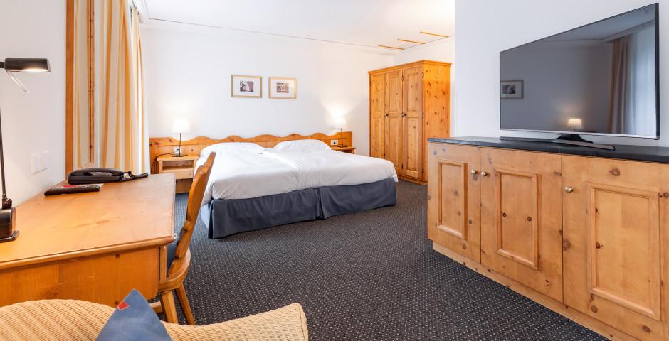Doppelzimmer Superior - Hotel Meierhof - Sommer inkl. Bergbahnen