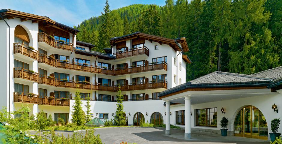 Hotel Waldhuus Davos - Sommer inkl. Bergbahnen*