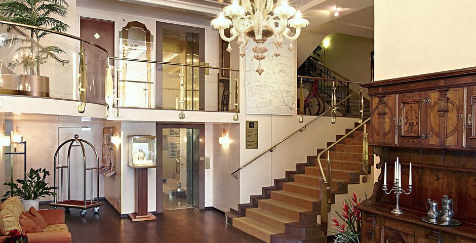 Hotel Seehof Davos - Sommer inkl. Bergbahnen