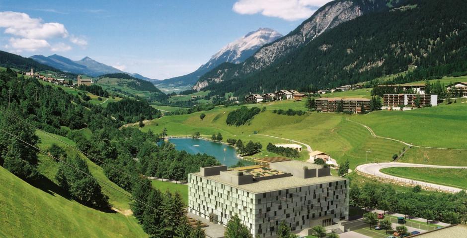 Cube Savognin - Sommer inkl. Bergbahnen