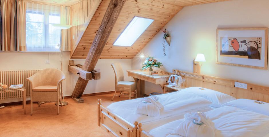 Doppelzimmer - Sunstar Hotel Flims - Sommer