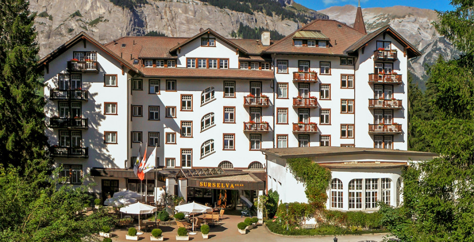 Sunstar Hotel Flims - Sommer