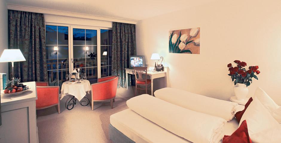 Doppelzimmer Verwall - Ferienhotel Fernblick