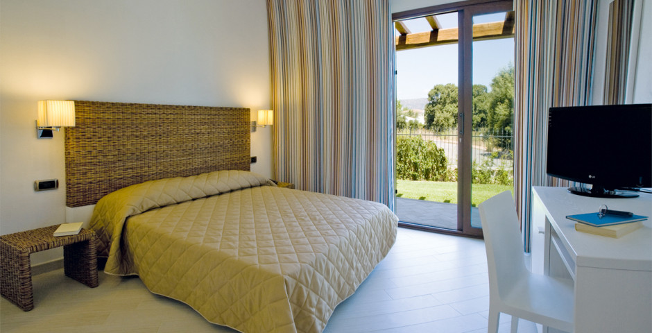 Wohnbeispiel - Terradimare Resort & Spa - Appartements