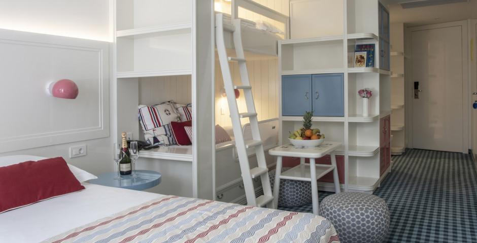 Familienzimmer mit Verbindungstür - Amadria Park Hotel Andrija