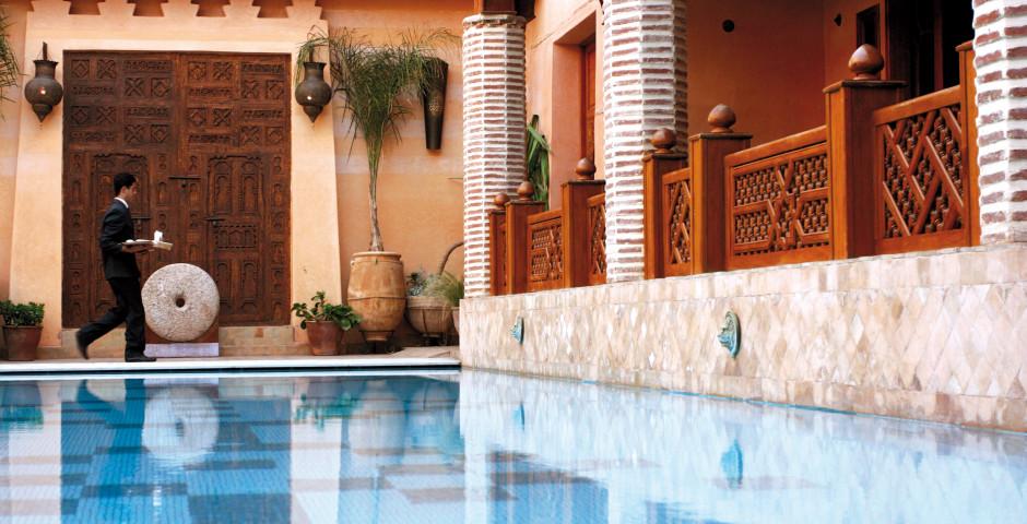 Hôtel La Maison Arabe