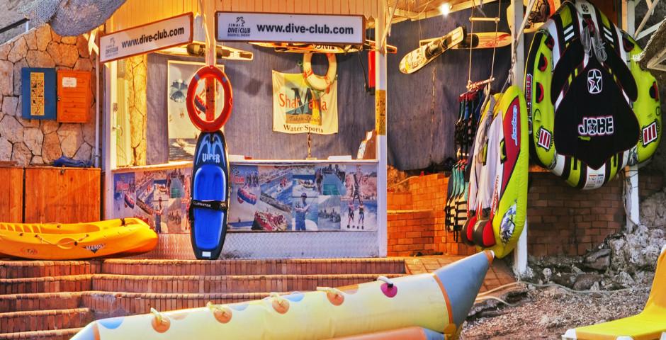 Hilton Sharm Sharks Bay Resort
