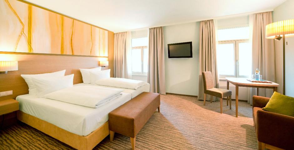 Doppelzimmer Komfort - Sentido Seehotel Am Kaiserstrand
