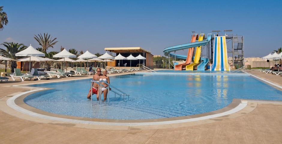 Khayam Garden Beach Resort & Spa