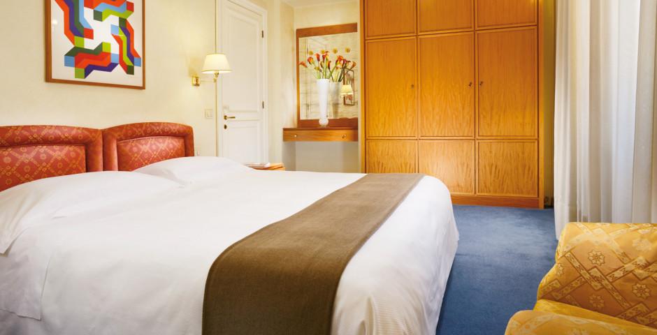 Wohnbeispiel Zimmer - Residenza Di Ripetta