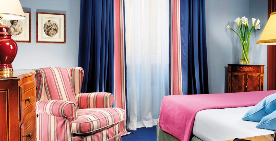 Wohnbeispiel Junior Suite - Residenza Di Ripetta