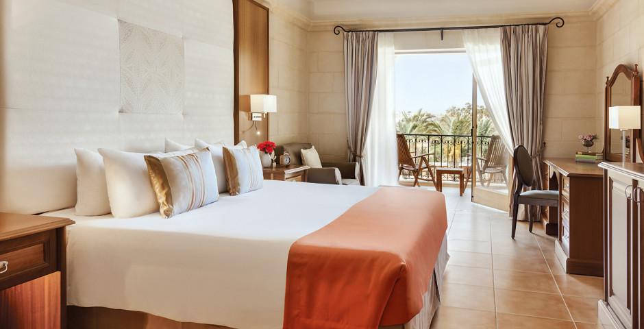 Doppelzimmer Deluxe - Kempinski Hotel San Lawrenz