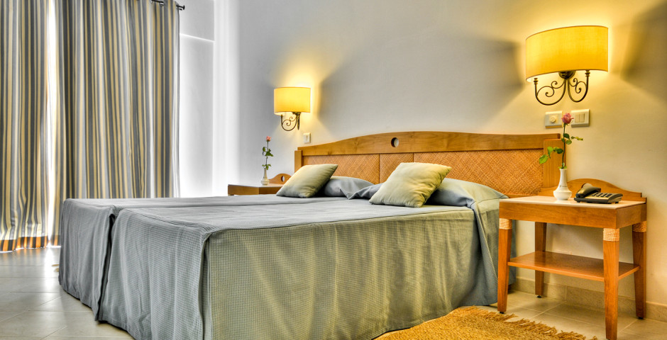 Doppelzimmer - Hotel Calypso