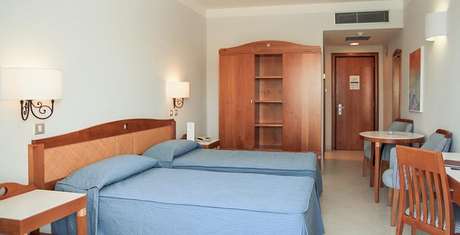 Chambre double - Hôtel Calypso