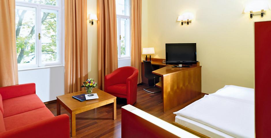 Doppelzimmer Deluxe - Hotel Zipser