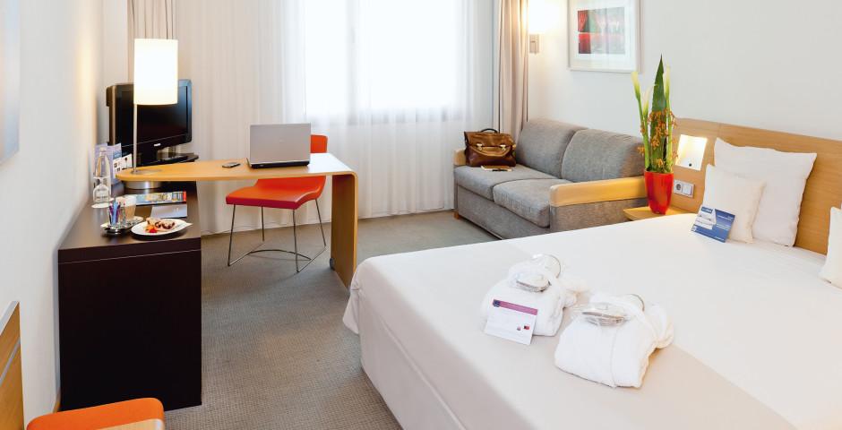 chambre supérieure - Novotel Hamburg City Alster
