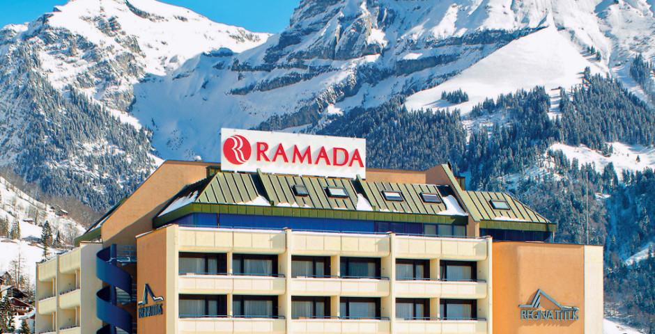 H+ Hotel & SPA Engelberg (ex. Ramada Hotel Regina Titlis)
