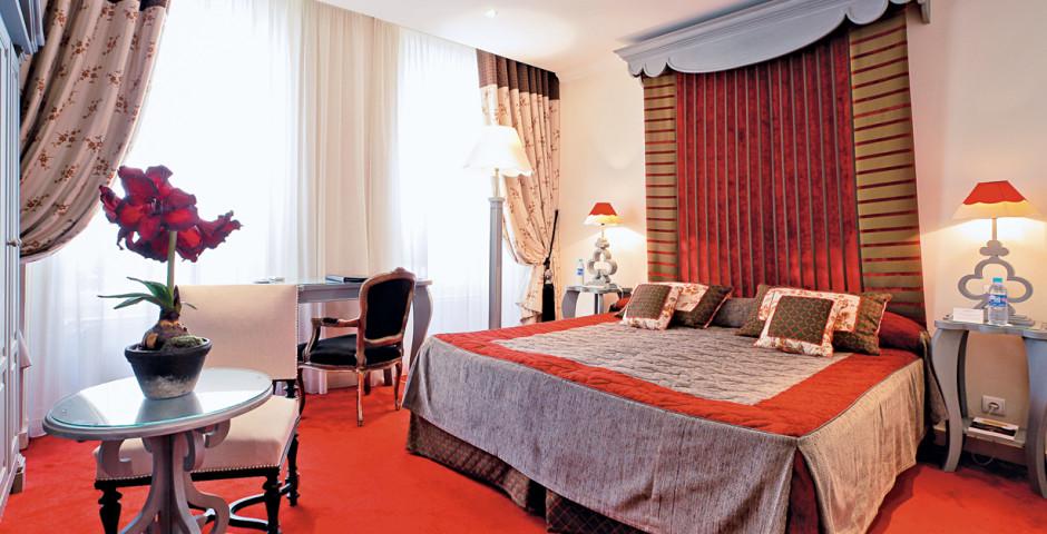 """Wohnbeispiel Zimmer """"Corbeille"""" - Grand Hôtel Des Terreaux"""