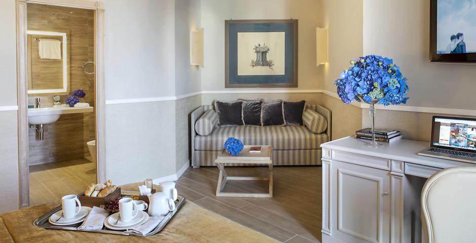 Doppelzimmer Executive - Starhotel Terminus