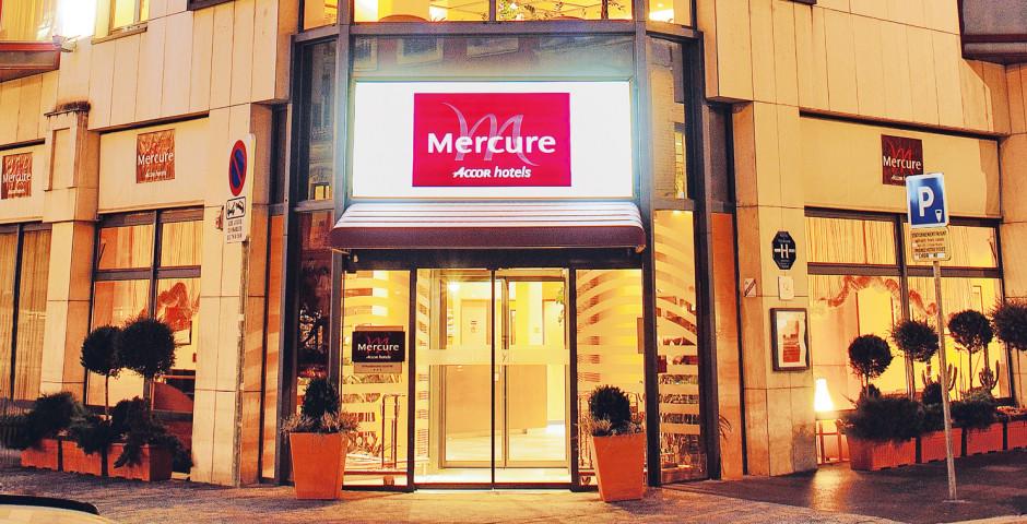 Mercure Strasbourg Centre Strassburg Hotelplan