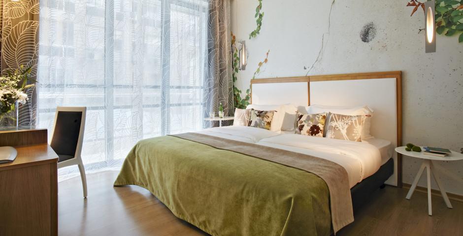 Doppelzimmer - City Hotel
