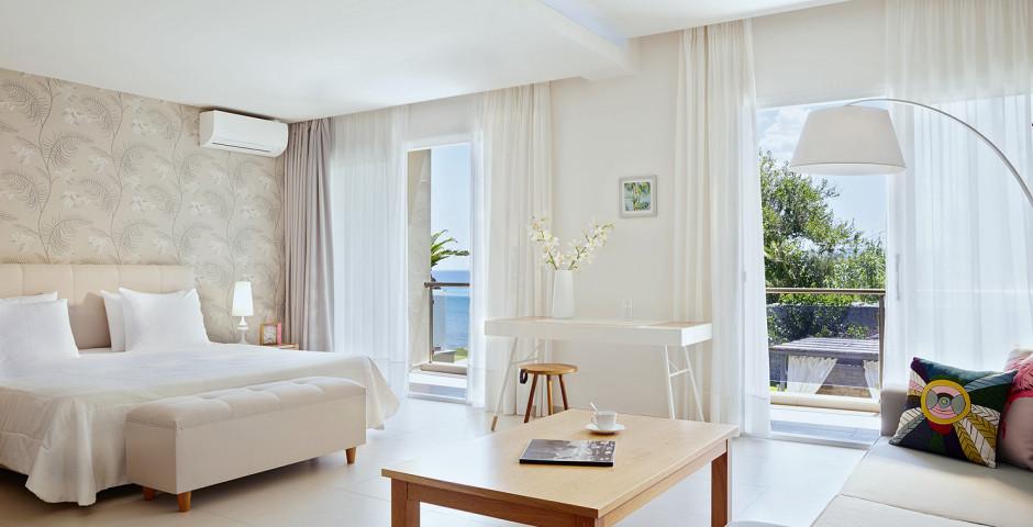 Afitis boutique hotel chalkidiki thessaloniki hotelplan for Design boutique hotels chalkidiki