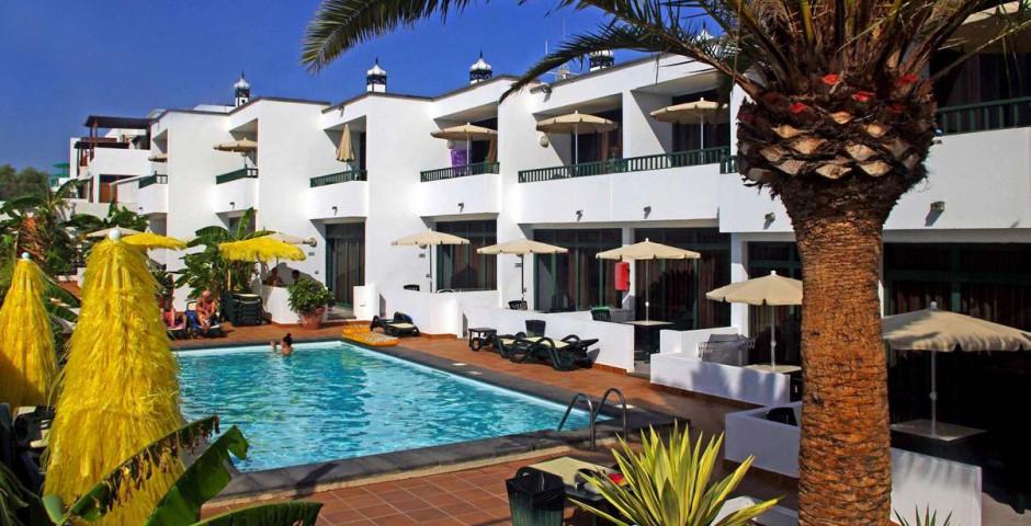 Apartamentos La Tegala