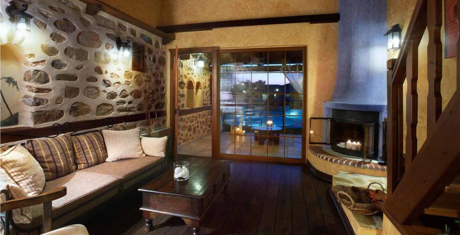 Maisonette mit Privatpool - Acrotel Athena Pallas Village
