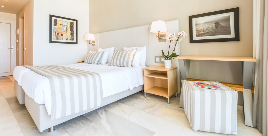 Doppelzimmer Superior - Acharavi Beach Hotel