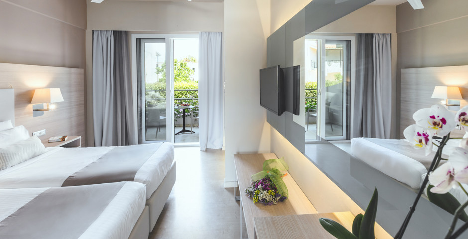 Studio - Acharavi Beach Hotel