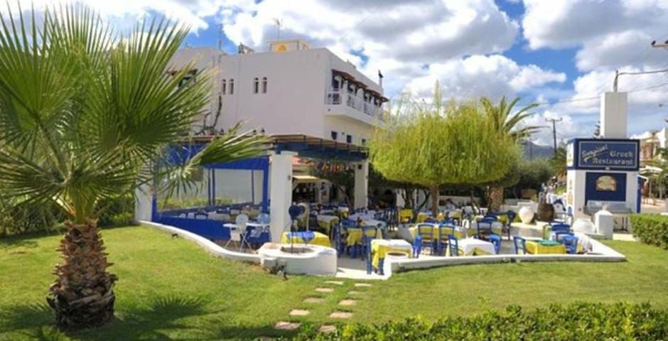Sergiani Garden Hotel-Apartments