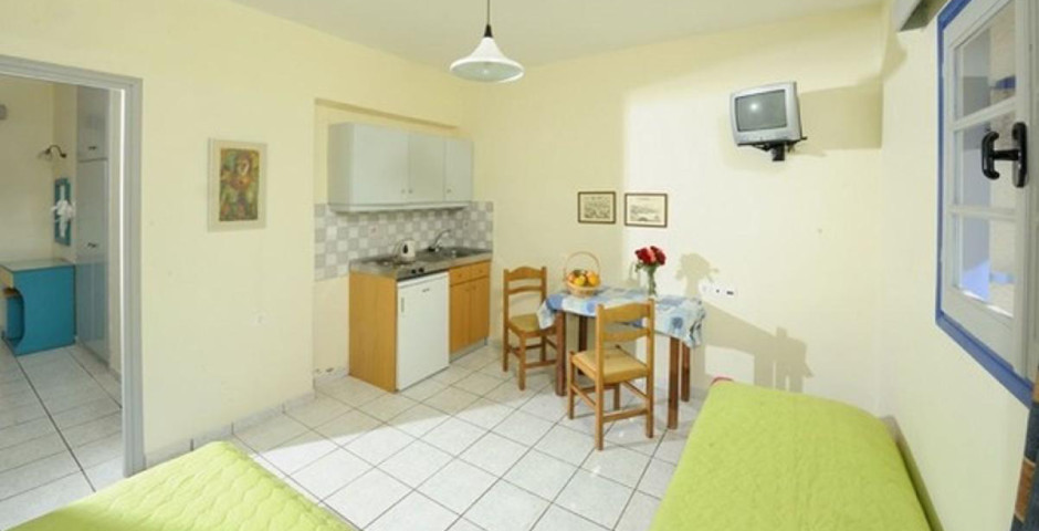 Sergiani Garden Hotel-Apartments
